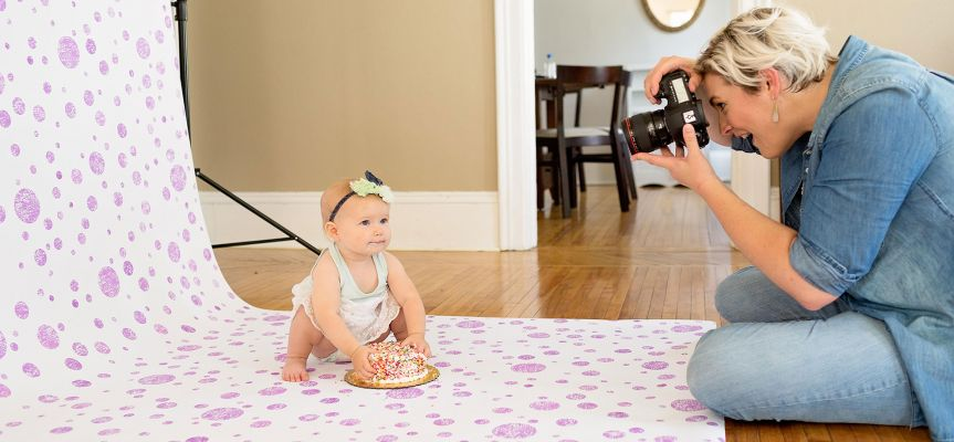 Photography Backdrops for Newborns and Children